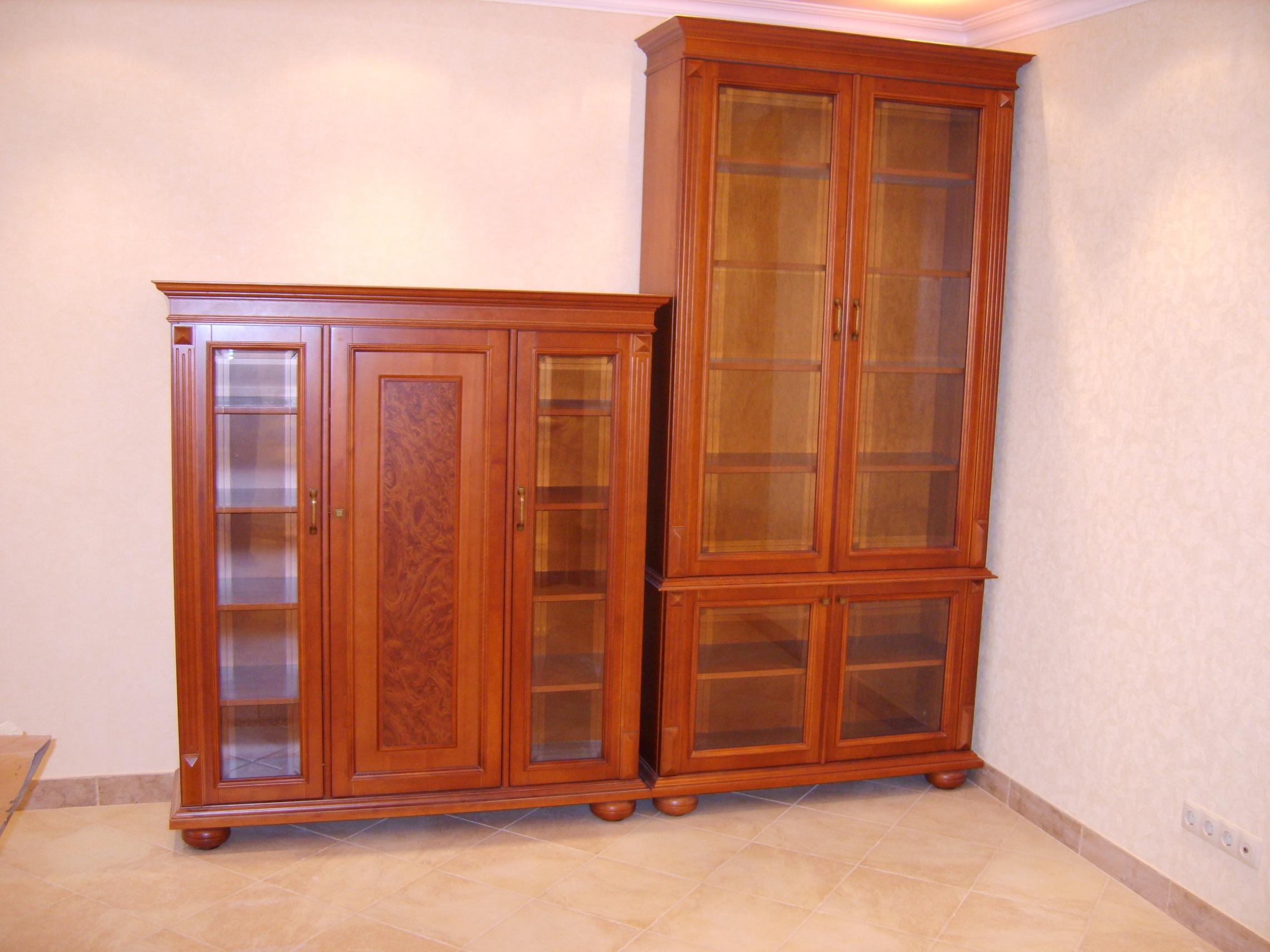 Мебель из массива №2
