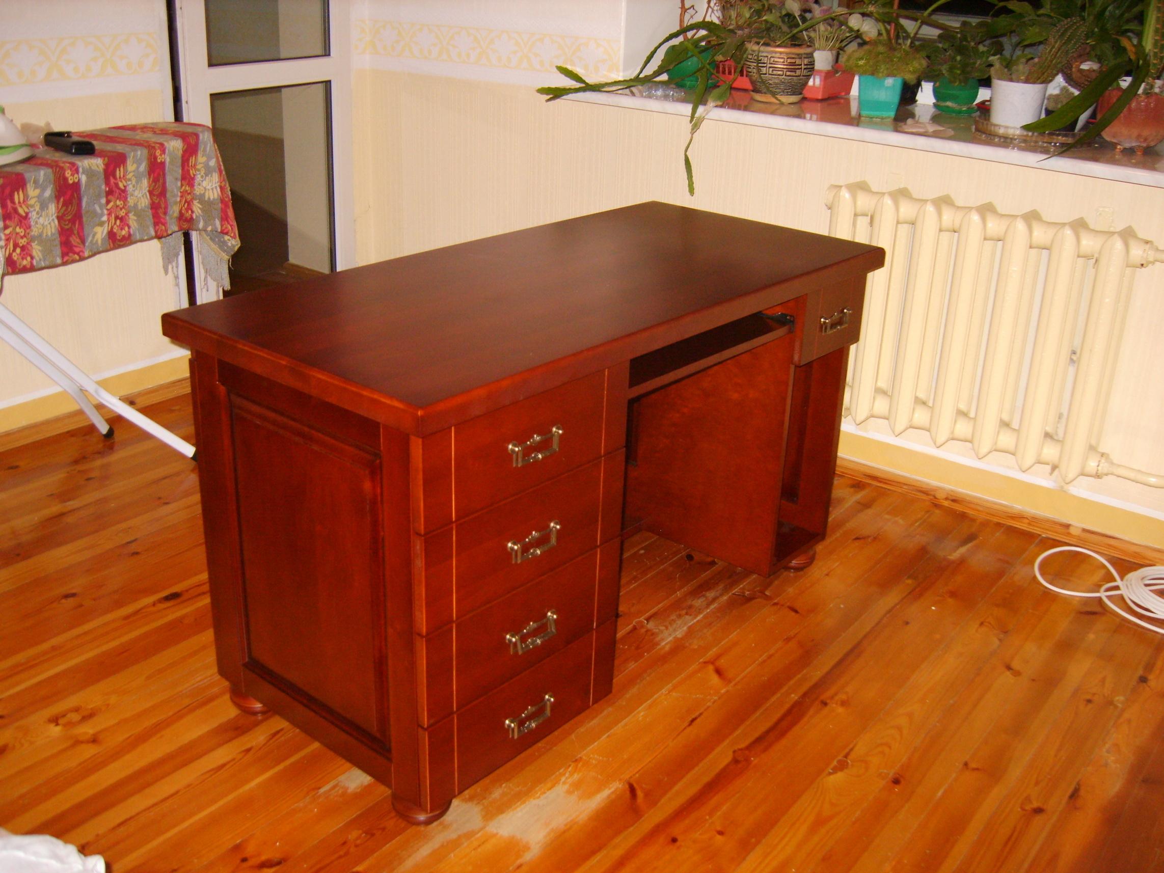 Мебель из массива №4