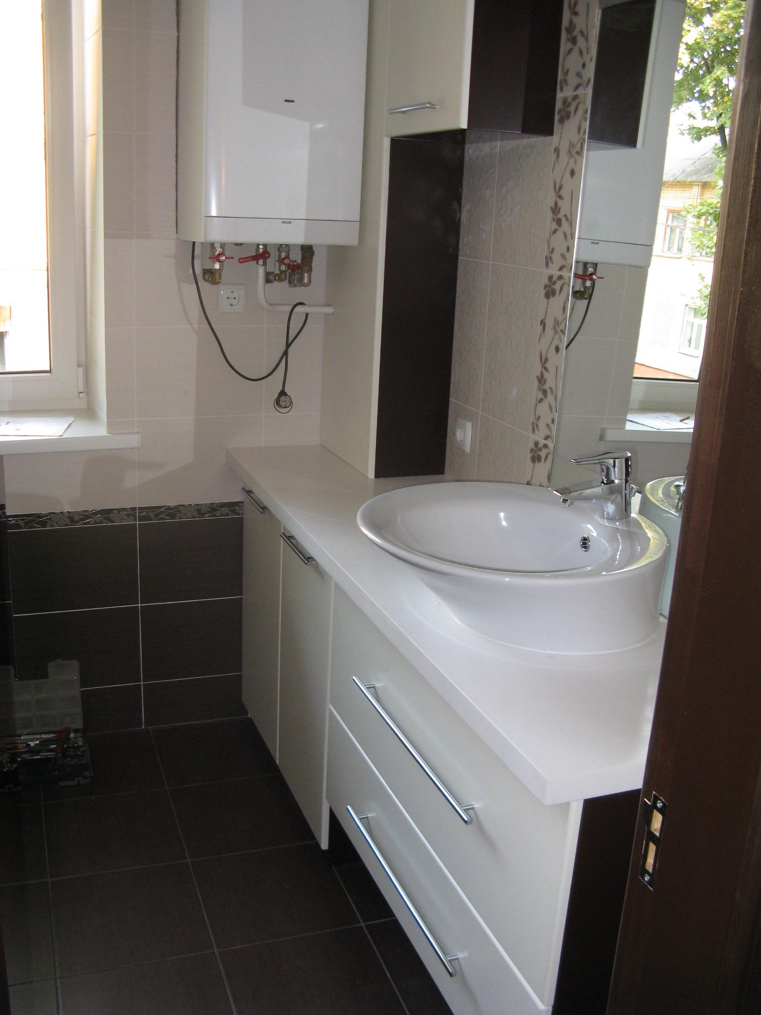 Ванная №1
