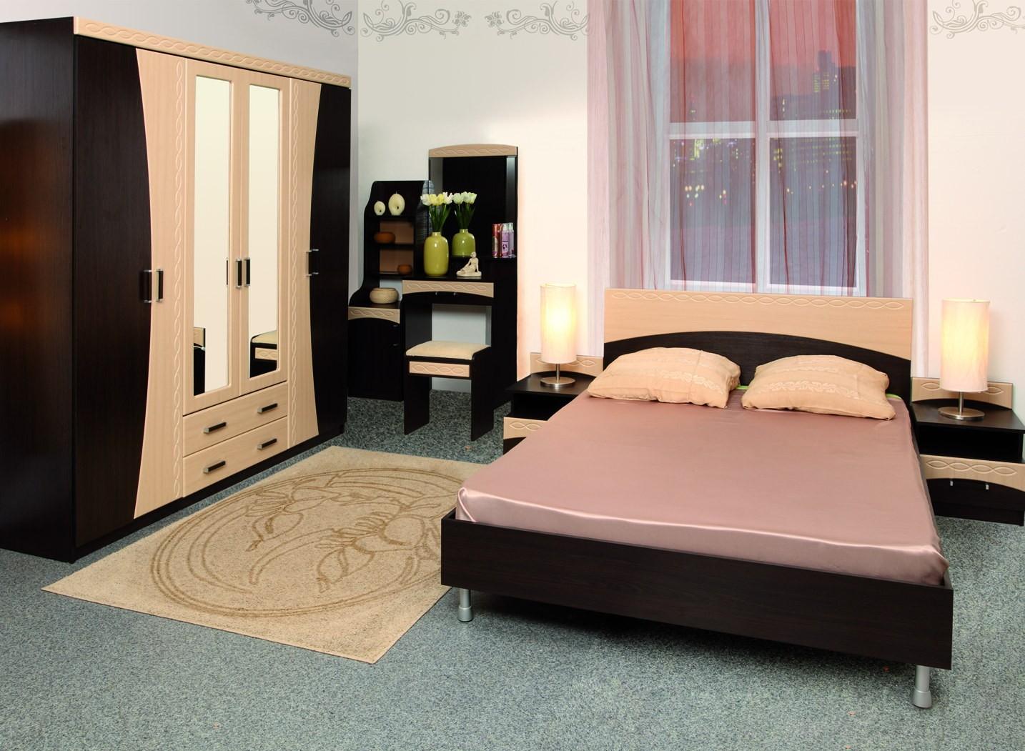 Набор для спальни №15