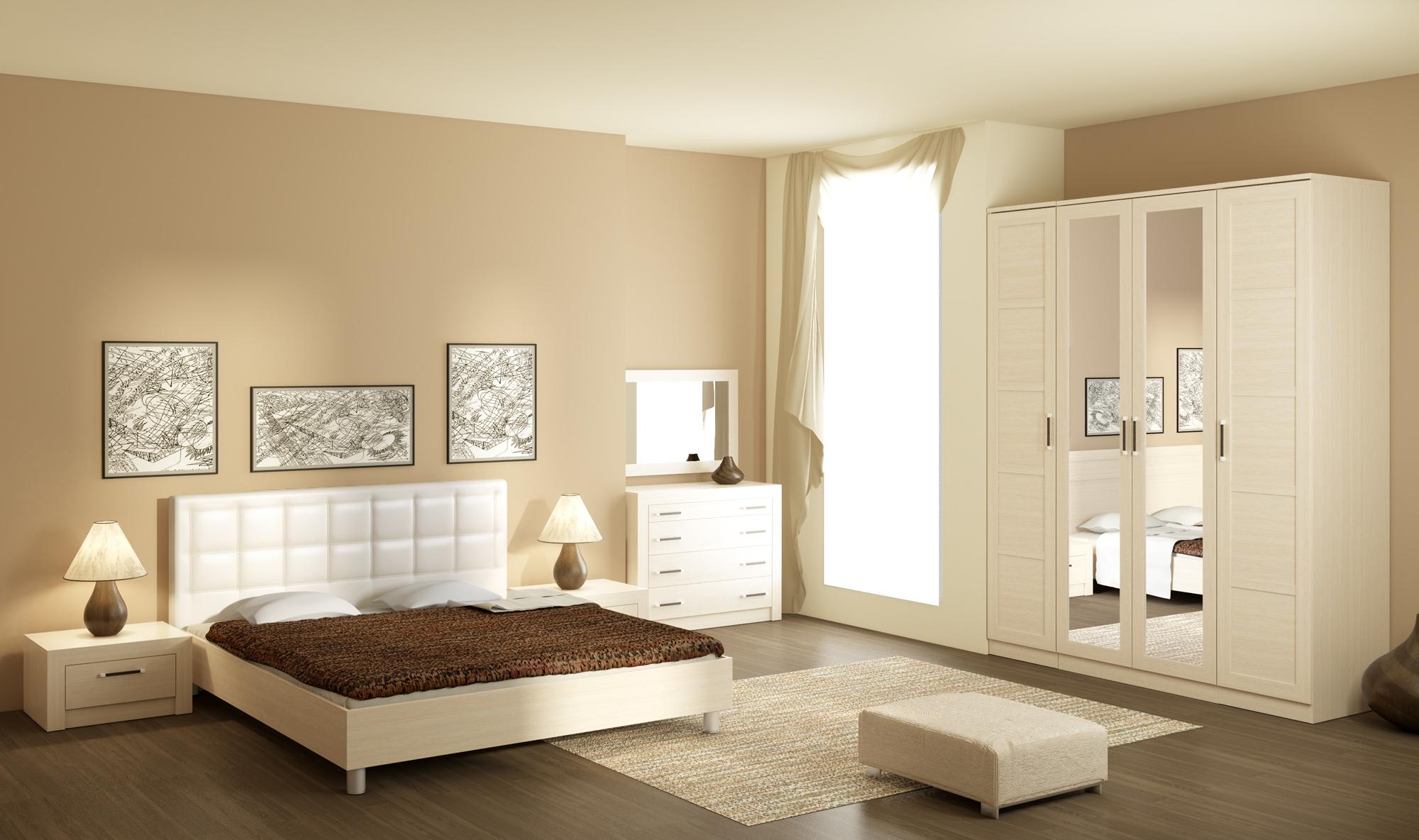 Набор для спальни №22